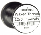 12/0 Waxed Thread