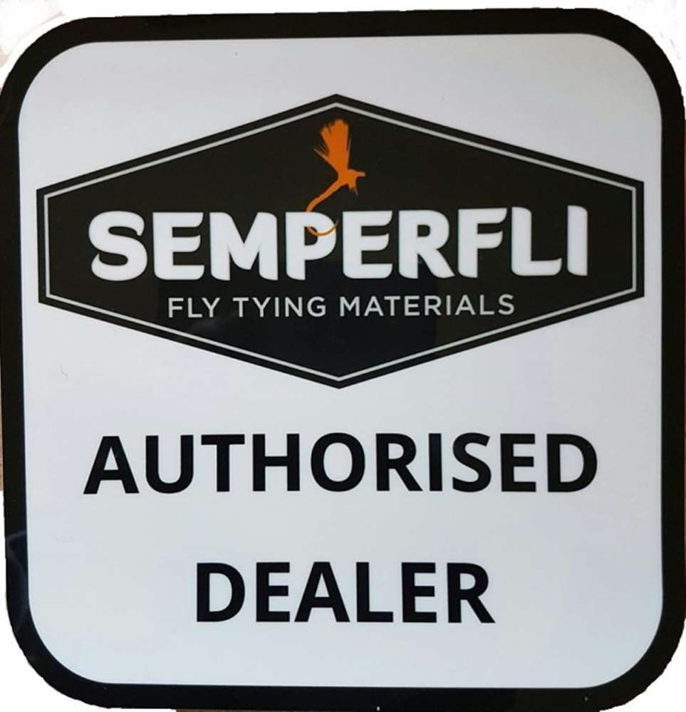 Semperfli Authorised Dealer Sticker