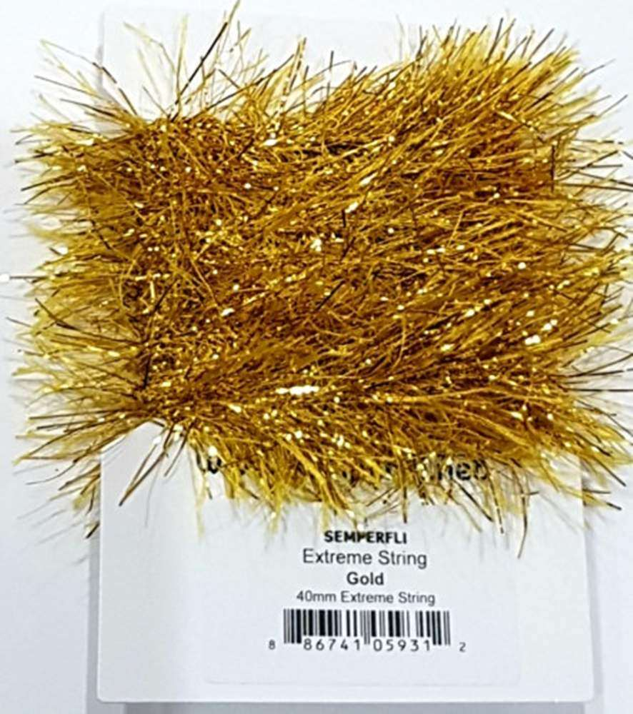 Semperfli Extreme String (40mm) Gold