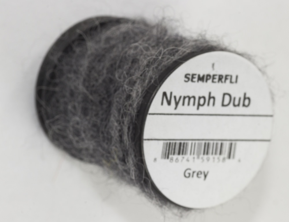Semperfli - Nymph Dub - Grey